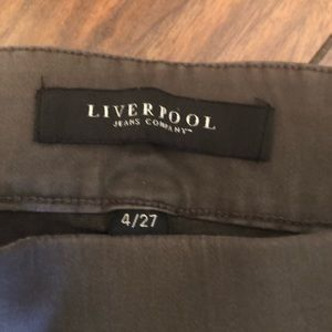 Liverpool Jeans Company Jeans - 💙 Olive Green Liverpool Pants